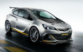 Opel Astra OPC Extreme concept is introduced in Geneva