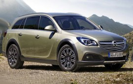 New Opel Insignia is planned to be introduced in 2016