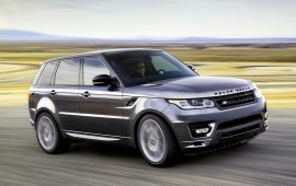 New Range Rover Sport will be updated