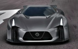 Design for the next generation of the Nissan GT-R of 2018 model year