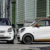 The official revealed of the latest Smart ForFour and ForTwo