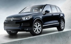 Volkswagen is preparing the special edition of Touareg X