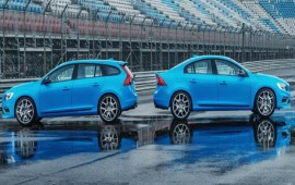 Volvo's S60 and V60 are tuned by Polestar