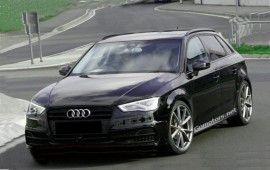 Here the new Audi prototype is