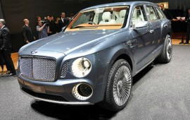 Bentley plans 90 per cent of its model equipped with hybrid powertrains