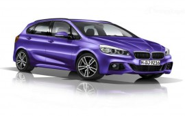 The latest BMW 2-Series is available in the M Sport pack