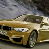Fresh BMW 3-series of the next model year