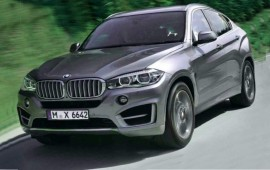 The 2015 BMW X6 gest a price from $60,550