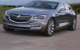 Buick introduced its new concept car