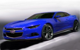 The new Chevrolet Camaro of 2016 model year grows up