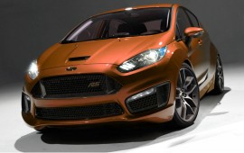 Fiesta RS is expected in the Ford's fleet