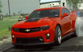 A test-drive of the Hennessey Camaro ZL1 HPE1000