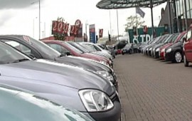 The car selling increase in Europe