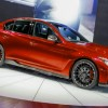 Infiniti has confirmed the Q50 Eau Rouge production