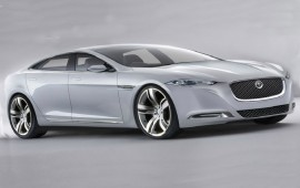 Jaguar plans to present the new XF in New York next spring