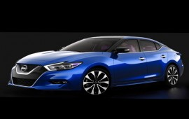 Nissan teases with its new Maxima model