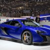 McLaren 650S will debut in Geneva