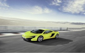 Special version of the McLaren 625C for Asian auto market