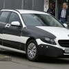 Mercedes is preparing to introduce its new C-class wagon next year