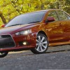 The new Mitsubishi's compact sedan based on the Renault-Nissan model