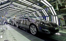 The Peugeot production will be increased