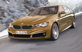 The newest BMW 3-series