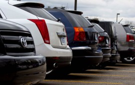 If you drive a SUV when parking, have to pay more