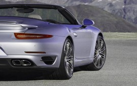 Porsche Carrera convertible to come on the market
