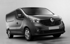 Renault plans to made a new van
