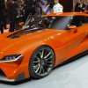 New Toyota FT-1 sports concept cars
