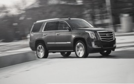 Cadillac Escalade 8-Speed, 2015