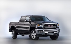 2015 GMC Sierra 2500 - 3500 HD