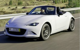 2016 Mazda MX-5 Miata Euro Version