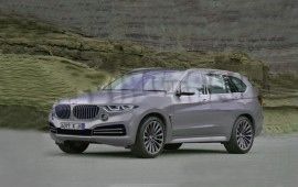 2018 BMW X7 FUTURE CAR