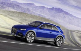 2015 Audi Allroad Shooting Brake - First Look