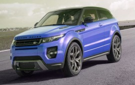 Land Rover Range Rover Evoque Autobiography Dynamic