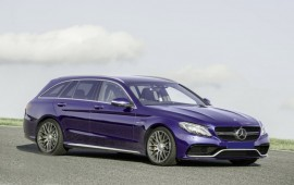 Mercedes C63 AMG Estate - 2015