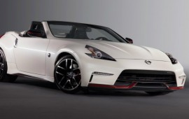 Nissan 370Z Nismo Roadster Concept 2015
