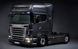Scania Dark Diamond