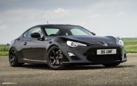 Toyota GT86 turbocharged