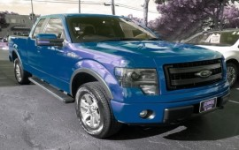 2014 Ford F-150 Tremor FX-4 3,5L EcoBoost