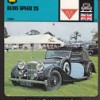 Alvis Speed 20 Chareksworth