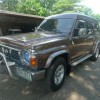 Nissan Patrol Safari VS 4x4