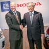 Honda and General Motors to collaborate on making nextgeneration fuel cell technology