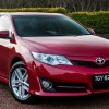 Toyota Slightly Modernized Camry for USA Market