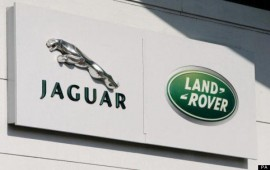 Recalling of 11,852 Jaguar Land Rovers in China