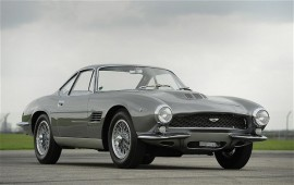 Special Aston Martin DB4GT Sold For $4,9 Million