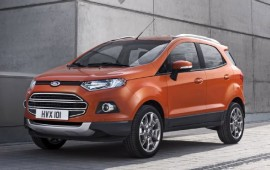 Pint-sized Ford Ecosport