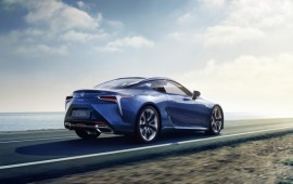 2018 Lexus LC Hybrid, 2017 Porsche 911 R, New Mercedes Diesel Car News Headlines