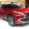 Mitsubishi presents its four concepts in Tokyo
